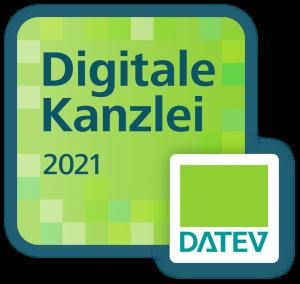 Zertifikat Digitale Kanzlei 2021